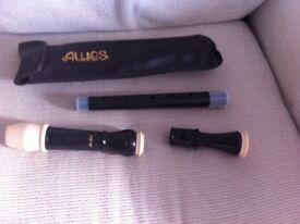 Aulos Trebal Recorder