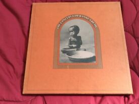 GEORGE HARRISON CONCERT FOR BANGLADESH BOXED SET COMPLETE WITH BOOK