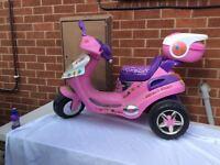 Wild Child Girls Pink Scooter