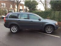 Volvo XC90 2.4 D5 GT 4WD automatic leather 7 seats alloys