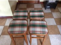 5 Kitchen Stools for sale.