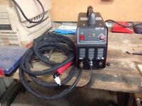 Mitech Cut 40 Inverter Air Plasma Cutter Cuts 13mm Steel 230v