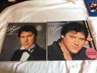 2 shakin Stevens vinyl albums