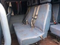 VARIETY OF TRANSIT SEATS AVAILABLE | TREBLE | DOUBLE | SINGLE | ARCTIC COMMERCIALS |