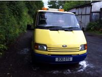 FORD TRANSIT RECOVERY TRUCK DIESEL