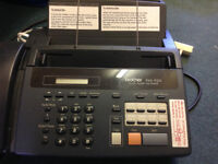 Brother FAX-920 phone and fax machine