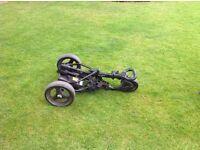 Powered Golf Cart