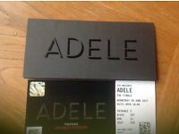 Adele 28th June Wembley 4 x Tickets (seated together) £180 each.section 507
