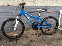"Two 20"" ridgeback bikes for sale"