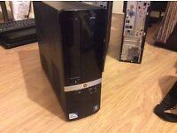 HP Pro 3120 PDC 2.80Ghz Dual Core,4Gb Ram, DVD Rw, 320GB Hdd,1Gb Graphics, Windows 10