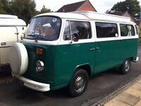 VW Camper Van T2 1973