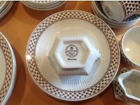 Adams 'Sharon' crockery set