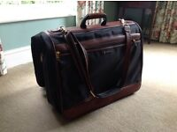 Samsonite suit and laptop carrier