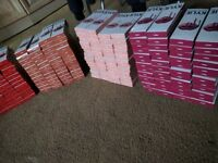 KYLIE JENNER LIP KITS & SINGLES JOB LOT - OVER 400 PIECES. QUICK SALE. PROFIT TO BE MADE.