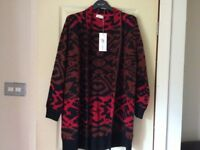 Brand New with Tags Ladies Per Una Marks and Spencer Size 16 Cardigan.