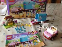 Lego Friends Emma's Horse Trailer no. 3186
