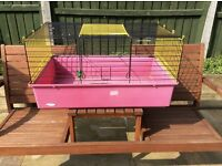 Rabbit/small animal cage by ferplast pet products