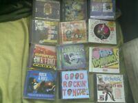Rock n roll CDs