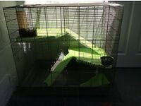 Savic Freddy Max 2 cage home for small pets including rats and ferrets