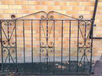Drive way gates