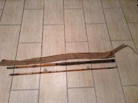 Bamboo 8foot fishing rod
