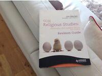 GCSE Religious Studies Revision Guide
