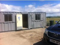 24ft Anti Vandal Office/Canteen