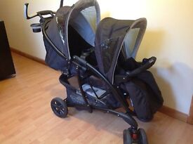 Graco Double Pram for sale £75 ono