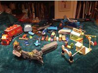 Bundle of Disney cars toys