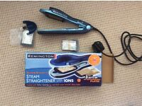 RemingtonSteam Straighteners with 3 plates
