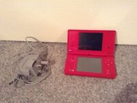 2 Nintendo Dsi consoles with 6 games