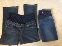 Size 12 Maternity Jeans