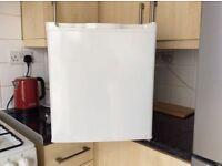 Mini fridge in new condition