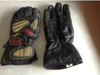 Men's motorcycle gloves