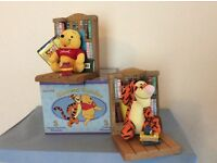 Winnie the Pooh Bookend Buddies