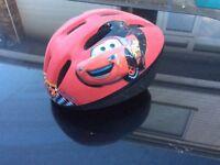 Disney Cars Children's Helmet - Size XS
