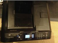 Brother MFC J5910DW printer scanner fax with digital interface