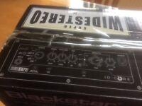 Blackstrap Stereo 10 V2 guitar amplifier