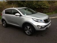 Kia Sportage 2.0 CRDi AWD First Edition Full Service History