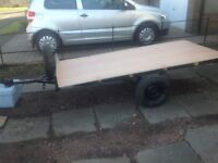 Car trailer 8x4