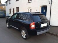 2007 Jeep Compass Limited CRD