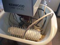 Kenwood excel food mixer