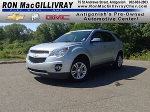 2012 Chevrolet Equinox LT..AWD..Leather$141 B/W Tax Inc..Camera