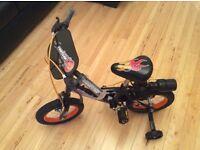 Firepower Boys First Bike