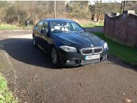 BMW 5 M SPOT ONE owner from new full service history cdradio fully loaded