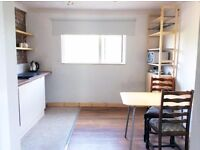3 bed mid-terrace house with garden for let unfurnished