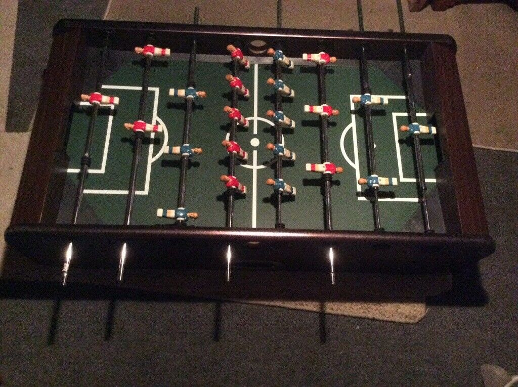 New Table football game.
