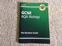 GCSE AQA biology revision guide book