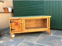 Rabbit Hutch 4 foot strong build NEW
