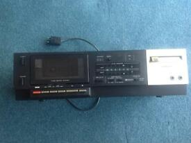 Pioneer stereo cassette deck
